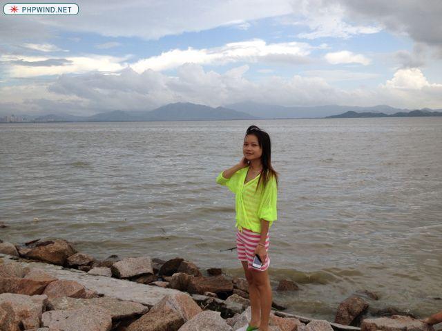 深圳湾一行2