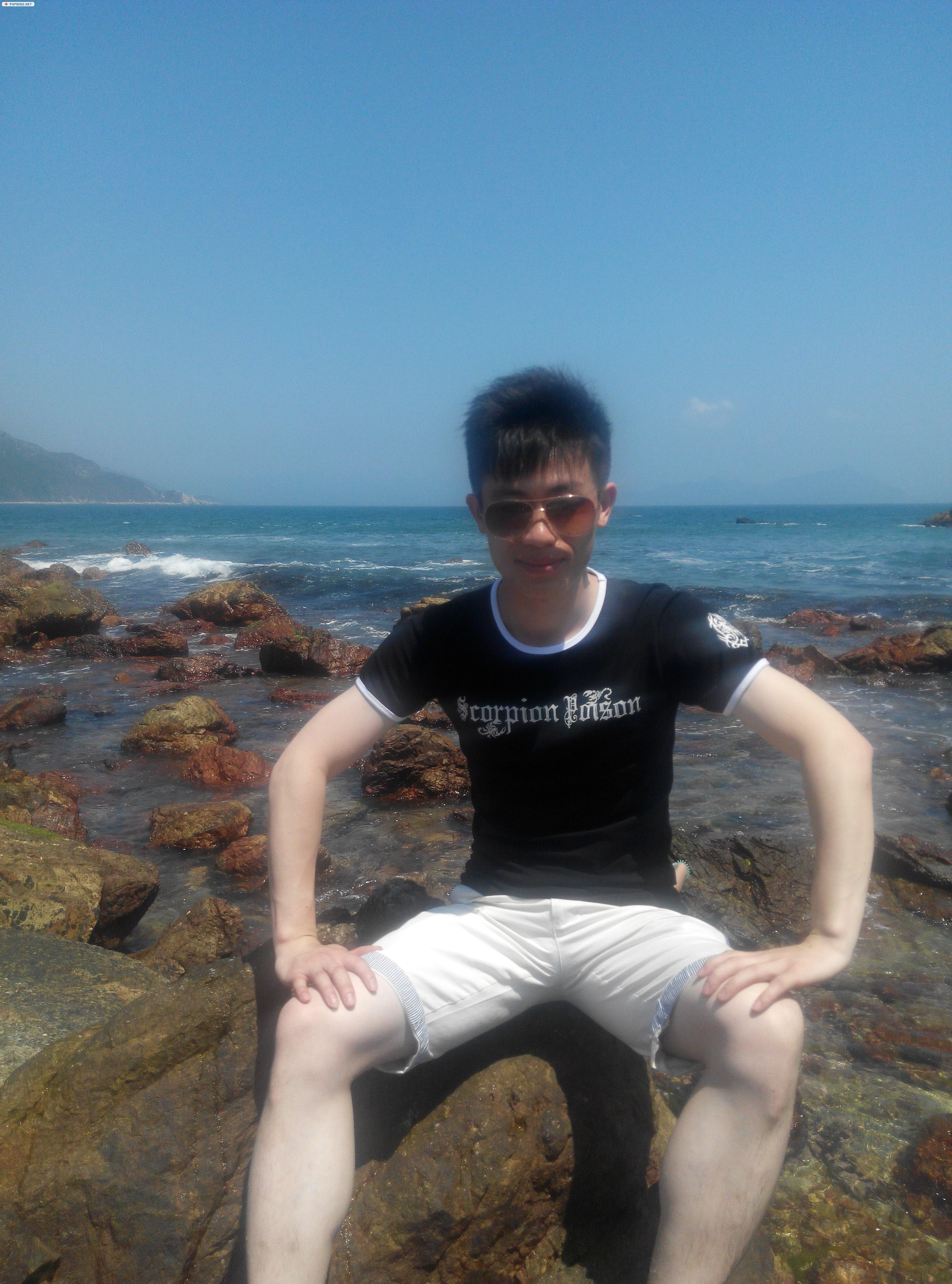 深爱这片海