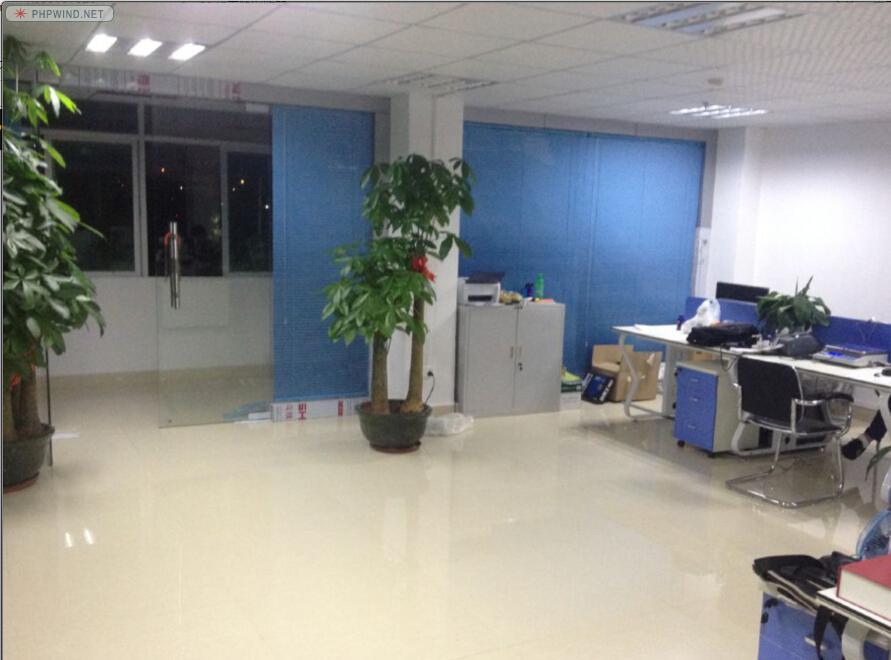 公司新环境
