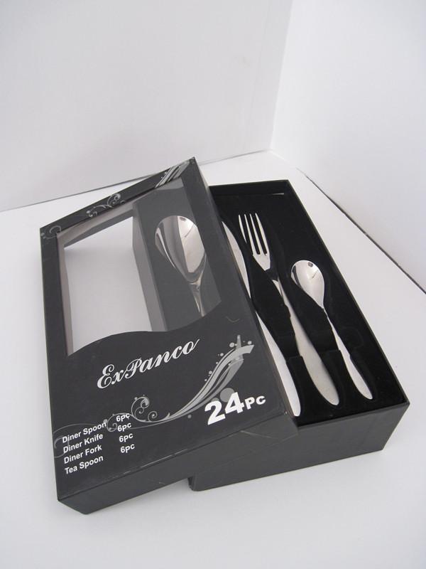 不锈钢餐具盒